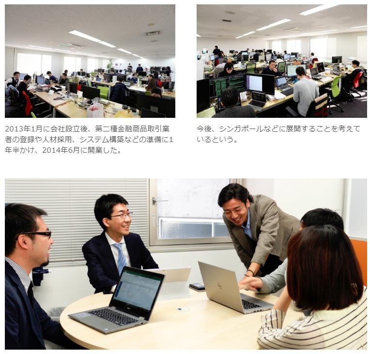 国際分散投資型ソーシャルレンディング大手【クラウドクレジット】転職情報02