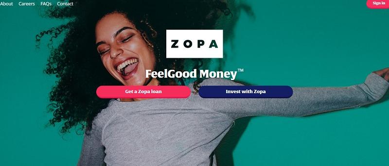 世界最古と言われているソーシャルレンディング事業者、zopa