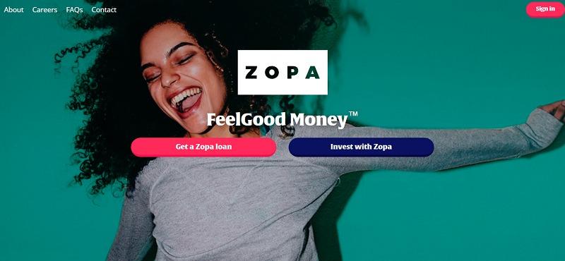 世界最古のp2pレンディング(個人間融資)サービサー、ZOPA(ゾーパ)