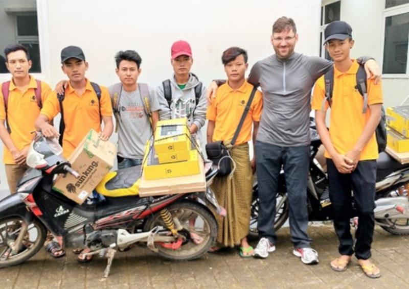 クラウドクレジットのソーシャルレンディングファンド、「東南アジア未電化地域支援プロジェクト」