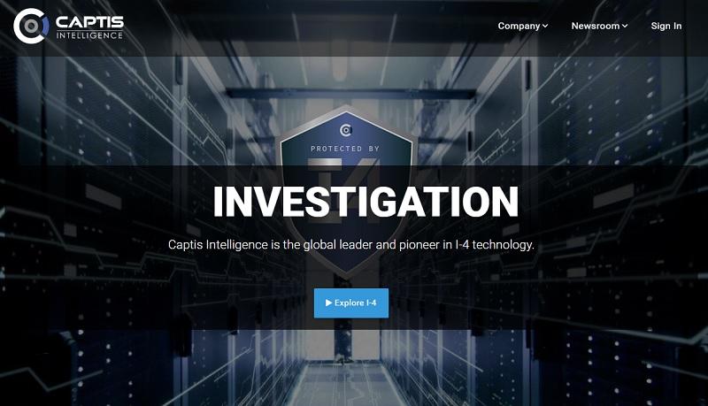 米国Captis社の行うセキュリティ事業