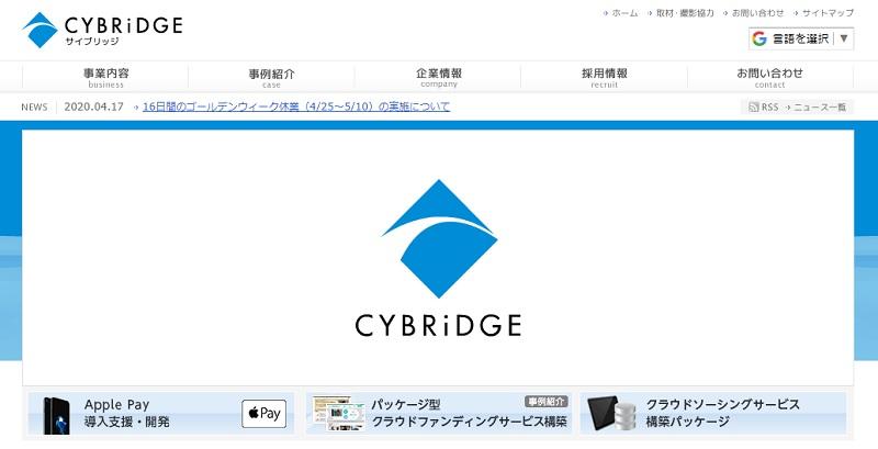 サイブリッジによる不動産クラウドファンディングシステム開発のケース